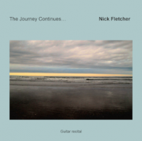 NickFletcher_TheJourneyContinues_Cover_LoRes