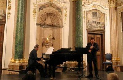 John Hackett & Marco Lo Muscio