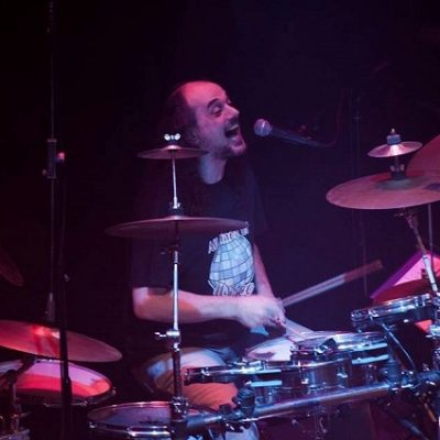 Duncan Parsons (drums, backing vocals)