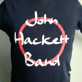 John Hackett Band – T Shirts